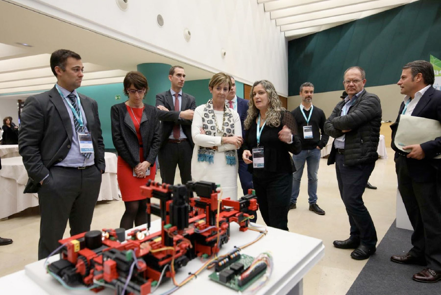 Smart Factory Alliance congreso Basque Industry